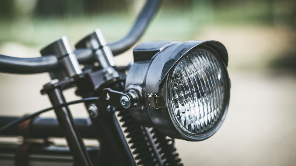 KOSYNIER delux front lamp electric bike
