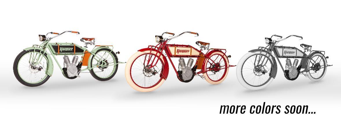 kos trzy rowery